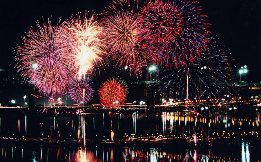 西播磨の花火大会